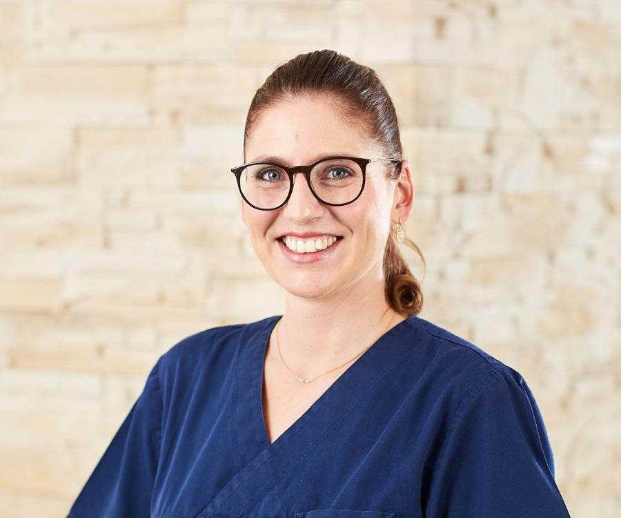 Dr. med. dent. Annina Gehring
